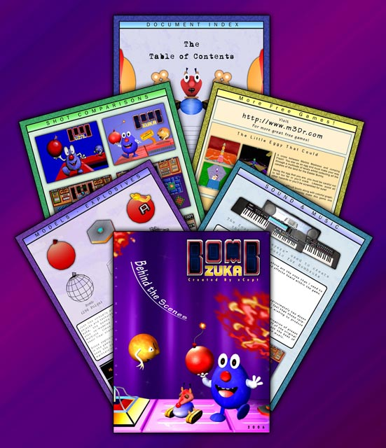Game Development Brochure